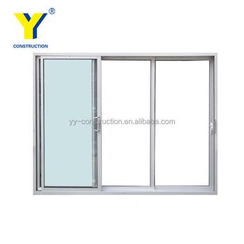Aa Alluminio Finestre As2047 Automatico Triple Porta Scorrevole In ...
