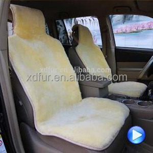 Phenomenal Universal Shorn Wool Sheepskin Sideless Seat Covers Andrewgaddart Wooden Chair Designs For Living Room Andrewgaddartcom