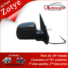 100% Genuine Zotye Car Parts Spare Parts for Zotye Right rearview mirror 66807-DD112