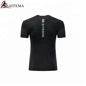 Make Your Own Design Sublimation Sport T Shirt/100% Polyester Soft Fabric Dry Fit T Shirt Sport
