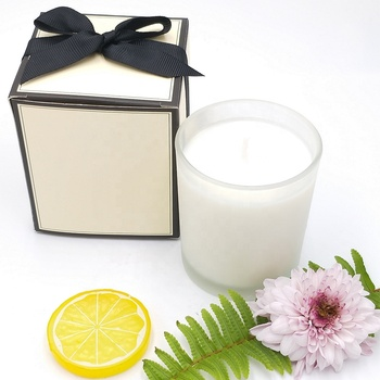 Bulk Custom Luxury Organic Soy Wax Fragrance Candle With Luxury Candle  Packaging - Buy Scented Candles In Bulk,Natural Soy Candle,Bulk Organic Soy