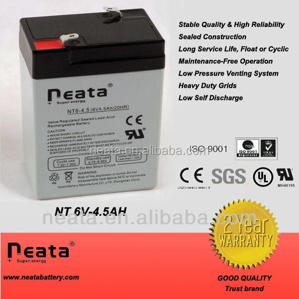 Emergency lamp sealed lead acid battery 6v emergency lamp sealed lead acid battery 6v 4 0ah 4 5ah  at crackthecode.co