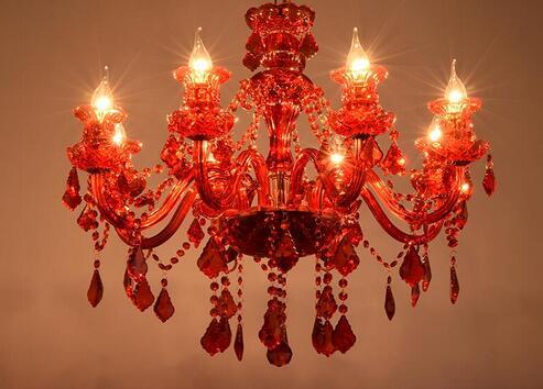 Just New Genuine Zinc Vintage Foyer Lampadario Led Chandelier Light Top Novelty Indoor Lights Wedding Decoration Lustres De Cristal Good Taste Lights & Lighting