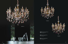 chandeliers, pendant lights