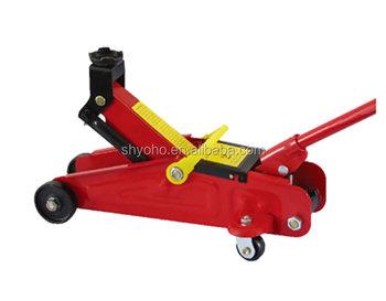 2 Ton High Qulity Pu Wheel Hydraulic Floor Jack Garage Allied