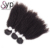 Cambodian Kinky Curly Cuticle Alligned Hair Weaves Pieces For Short Hair