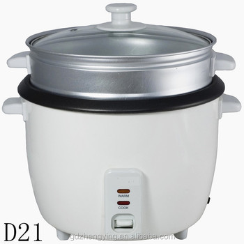 Stainless Iron Housing Non Stick Interior Electric Rice Cooker Buy Rice Cooker Electric Cooker