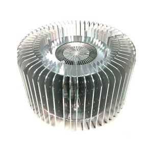 OEM 200w customer drop shipping LED COB heatsink with low heatsink price and cnc service