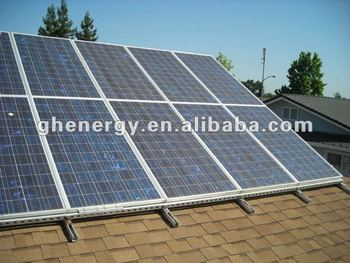 290w Poly Solar Panels For 5kw Off Grid Independent Solar