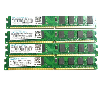 shenzhen factory ram memory pc ddr2 4gb ram bar compatible in computer parts