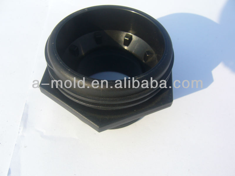China mould factory making plastic Faucet Adapter screw