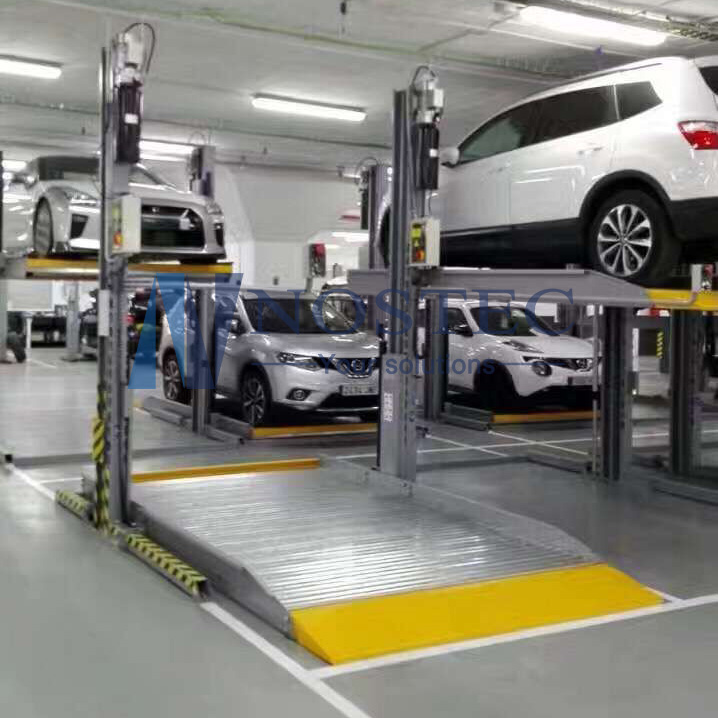 China factory supplied top quality garage lifting systems lift storage for car