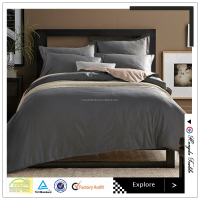 600 Thread count egyptian cotton bed linen / sheet set / bedding set