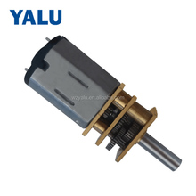 Hot Sell N20 3V 6V Permanent Magnet Metal Gear Mini Micro Dc Motor For Electronic Lock