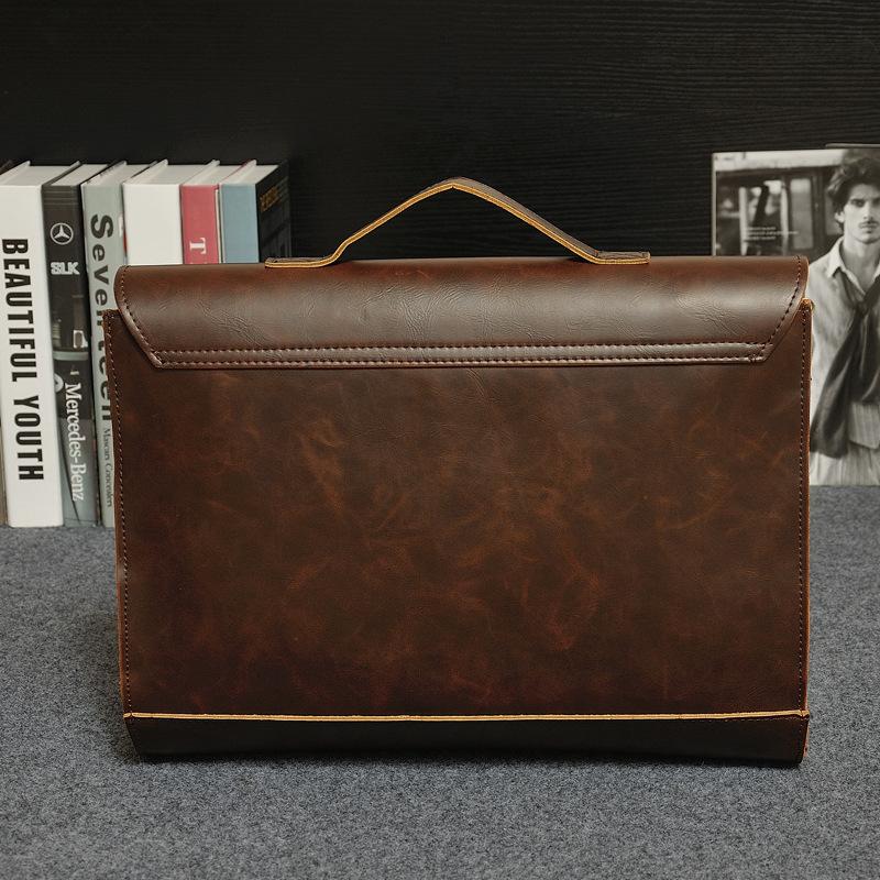 2adb7c08a307 ... Leather Messenger Bags Laptop Handbag Portfolios Office Bag Male  Business Bags School Tote. _BSE0757 undefined undefined undefined  undefined. _BSE0762