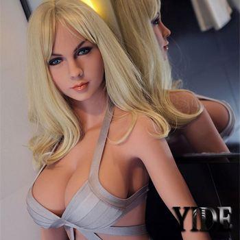 Standing mature nude women