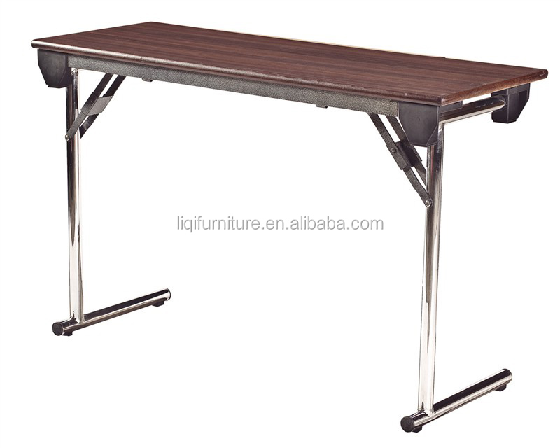 Hot sale Laminate 18MM top Folding Meeting Table SM6018