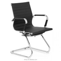 Perfectly design ergohuman leather back support office chair