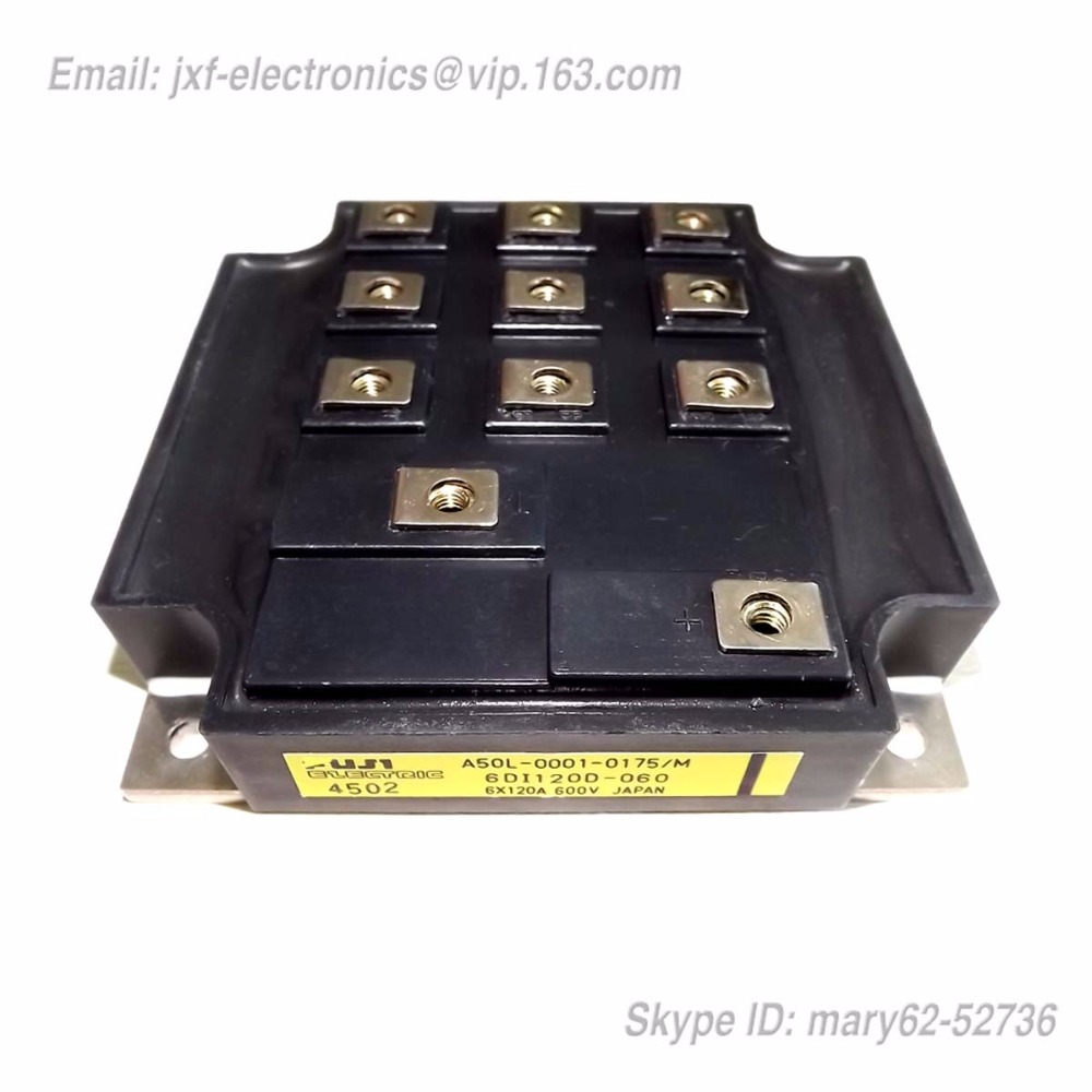 FUJI 6DI120D-060 A50L-0001-0175//M power supply module NEW 100/% Quality Assurance