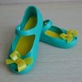 2015 Summer Baby Girl Sandals Super Soft Mini Melissa Sandal First Walker Toddler Kid Shoes Children