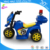 Newest 6V 3-wheel police motorcycle battery powered ride on