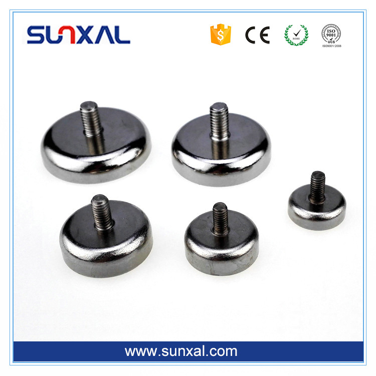 Sunxal strong power neodymium magnets screw