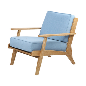 The living room solid wood chair that cheap modern sofa reclining chair relaxes