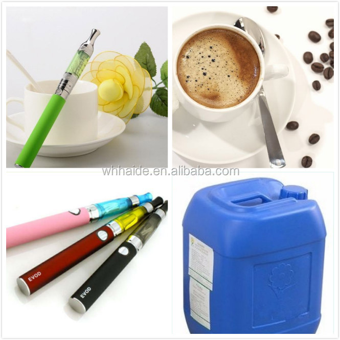 E-cigarette flavor-Concentrated flavor, coffee flavor essence, cigarette flavor
