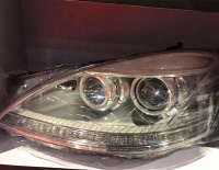 Car lamp for mercedes Benz W221 S class 2009-2012