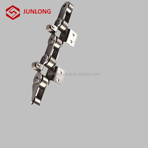 water industry stainless steel 304 chain with attachment