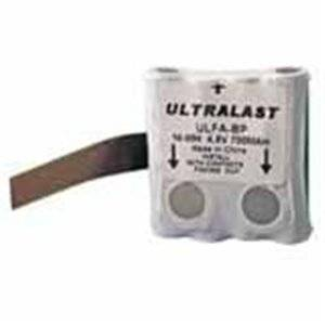 "Dantona Industries, Inc - Nabc Ultralast Ulfa-Bp Nickel-Metal Hydride Radio Battery - Nickel-Metal Hydride (Nimh) - 700Mah - 4.8V Dc ""Product Category: Power Equipment/Batteries"""