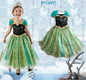 Kinder kleider elsa