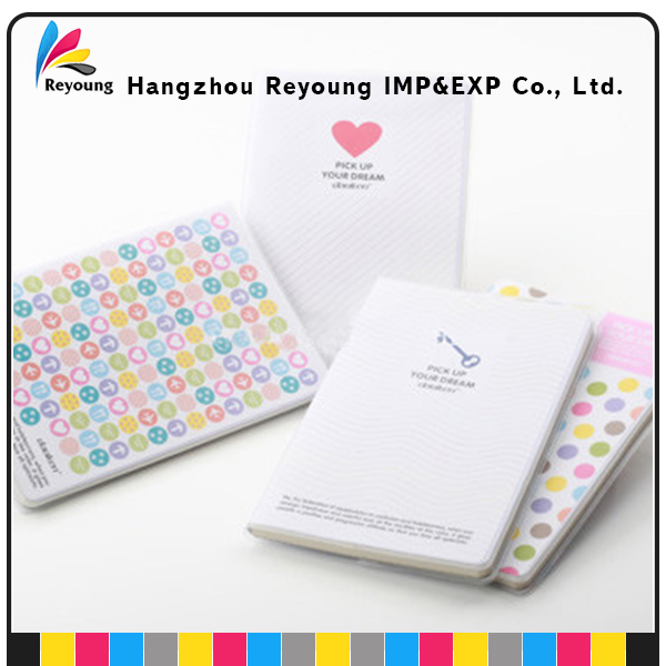 Custom Design Softcover Notebook Printing Services