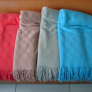 newest design girl pretty elegant soft acrylic women shawls wraps
