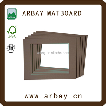 Mountboard In Paper Crafts Picture Frame Cardboard Picture Frame 5x7 ...