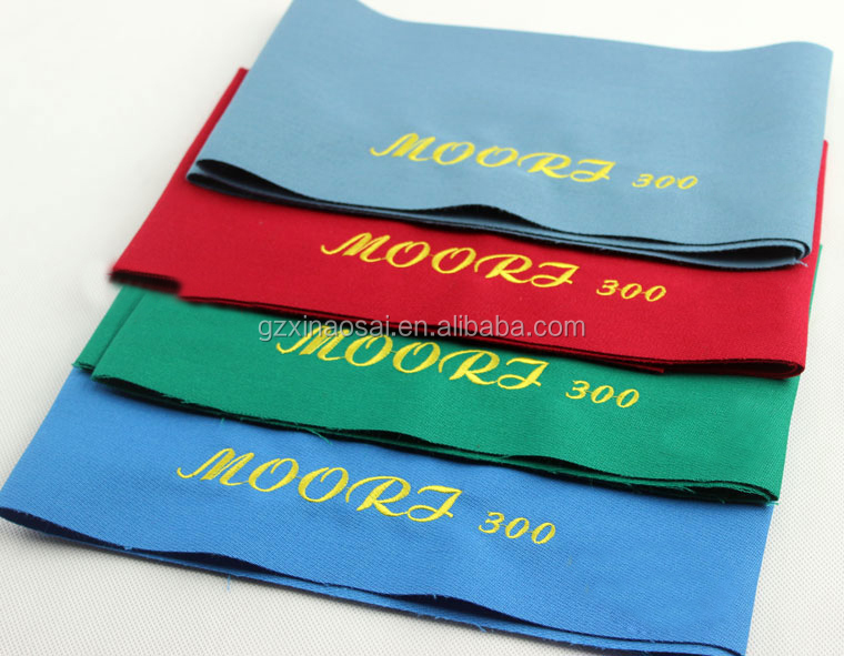 Promotion Stock Moori Series Outdoor 9 Ball Pool Table Fast Speed Cloth