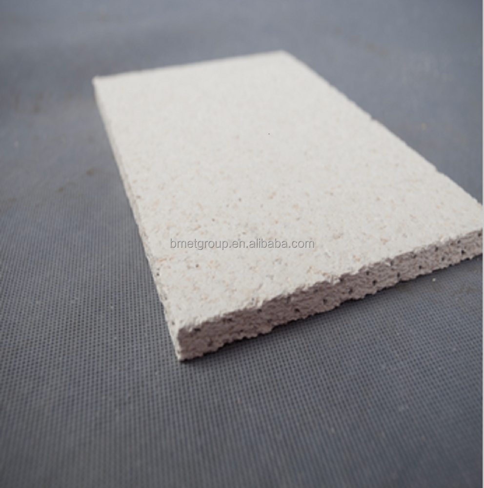 Factory Patented Product Perlite Paper-Based Ecological Board