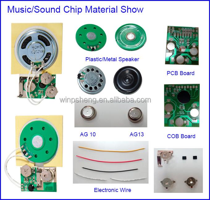 Custom Motion Sensor Sound Module For Music Plush Bear Toy - Buy Motion  Sensor Sound Module,Custom Motion Sensor Sound Module,Sensor Sound Module  For