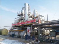 Industrial Filtration recycling motor oil in diesel oil refineries USA