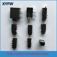 China Factory Height With 30V Dc/0.5A Dip Type And 0.3-3N Phone Jacks