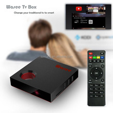 Wasee Brand 4K IP TV Box MX Q1 Pro 2/16G Cheapest Android TV Box