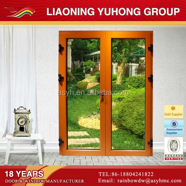 Metal Glass Double Doors modren metal glass double doors exterior suppliers and