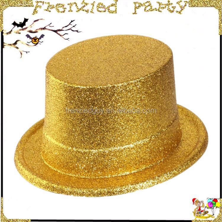 eea111739c8e6 Glitter Plastic Cowboy Top Bowler Hat Fgh-0020 - Buy Bowler Hat