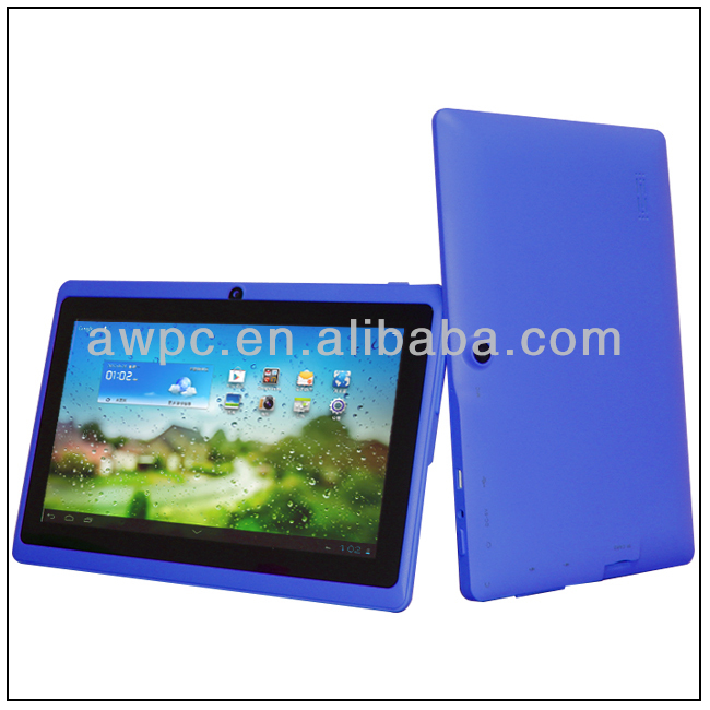 Cheapest dual camera andriod tablet best selling mix colors OK!