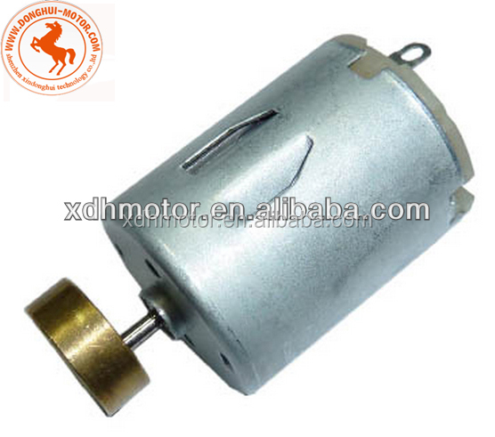 Electric Motors 12V,micro vibrating motor with double vibrator