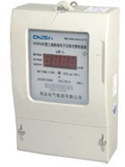 Three Phase Prepaid Electric Digital Watt Hour Meter