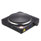 220V Portable electric cooking single stove with CE