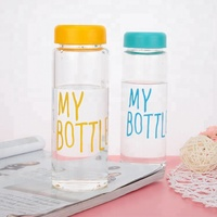 500ml PC or Tritan My Bottle BPA FREE Bottle