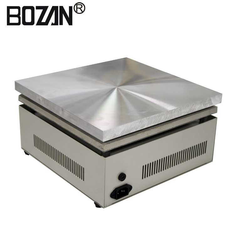300*300 MM Laboratorium hot verwarming plaat 1600 W thermostaat elektrische warmte plaat Hittebestendige aluminium voorverwarmen station