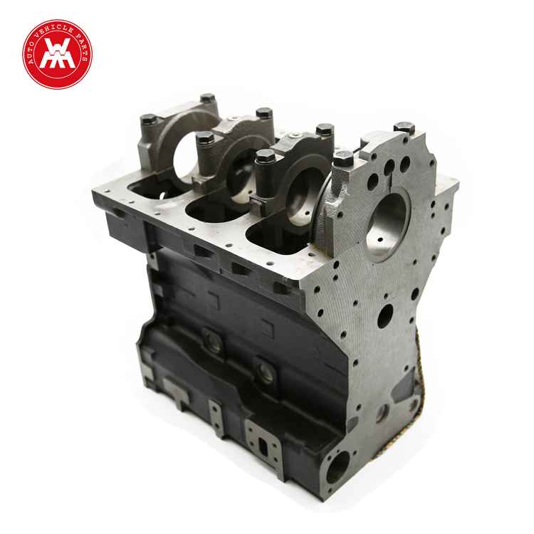 WMM New Popular Diesel Engine Blocks Gasket Cylinder Head In Automotive Line Engine Blocks For Massey Ferguson Tractor